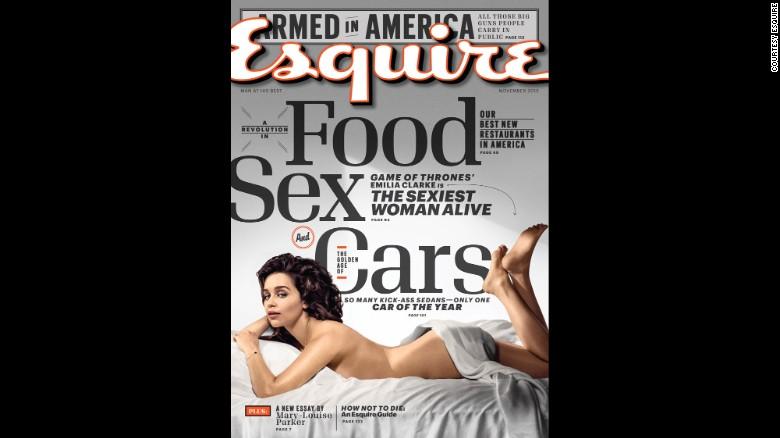 esquire-sexiest-woman-emilia-clarke