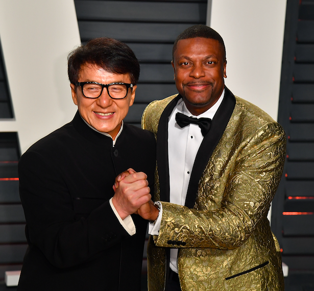 RUSH HOUR 4: JACKIE CHAN HOPES TO TURN IN 2018 | Wirewag